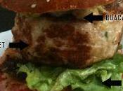 Guacamole Burger buns steak maison, beignet tomate coeur boeuf cheddar