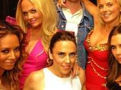 Spice Girls nouveau réunies hier soir Londres