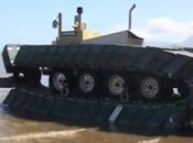DARPA CAAT véhicule transport amphibie