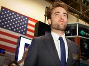 David Cronenberg Robert Pattinson ring NYSE Opening Bell this morning