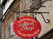 Alice Pays Merveilles Boutique d'Oxford