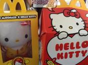 Hello Kitty l'honneur Donald's Taiwan