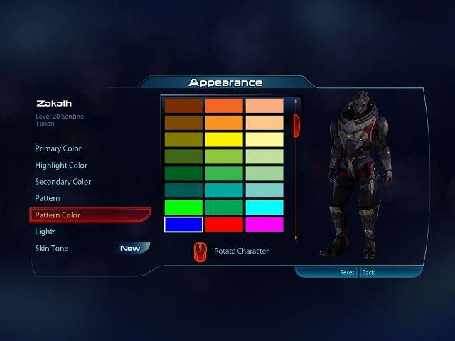 MassEffect3 character customization