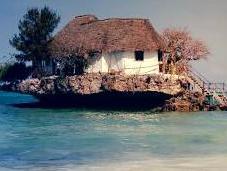 restaurant surréaliste Zanzibar