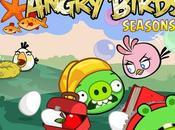 Angry Birds Seasons présentation nouveau personnage féminin
