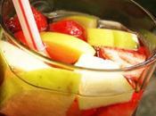 Cocktail fruits sans alcool