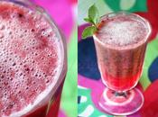 Smoothie Rose Extra Gourmand