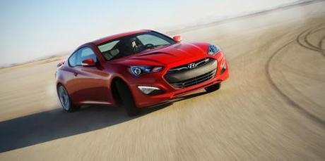 Hyundai Genesis Coupé : restylage et nouveau V6 de 347ch pour 37 900 euros
