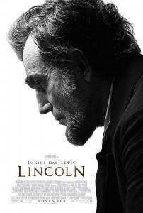Première affiche pour Lincoln de Steven Spielberg