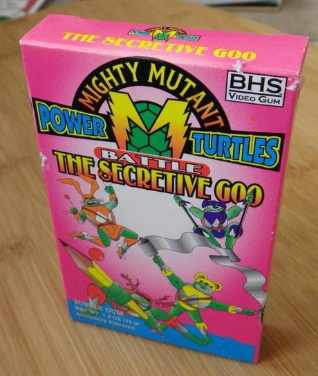 Not Ninja Turtles or Power Rangers...