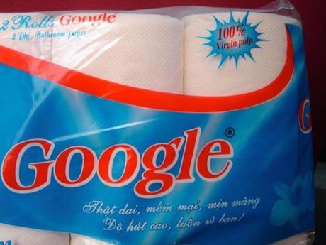Not Google...