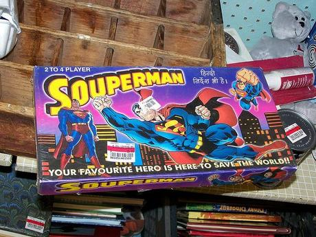 Not Superman...