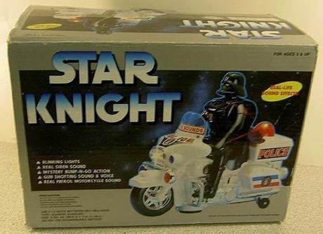 Not Darth Vader from Star Wars....