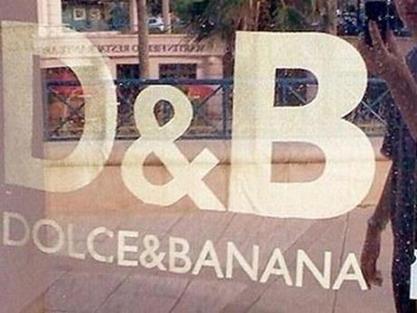 Not Dolce & Gabbana...