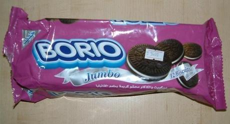 Not Oreo Cookies...