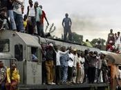 Kinshasa, ville transports l'extrême