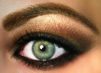 maquillage des yeux verts paperblog. Black Bedroom Furniture Sets. Home Design Ideas