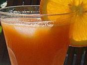 Cocktail Orange, Pomme, Carotte