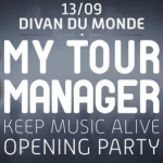 MyTourManager – Opening Party