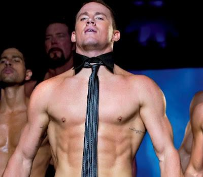 L'entraînement de Channing Tatum pour Magic Mike