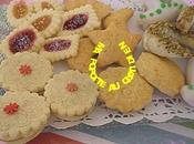 Biscuits shortbreads modéles fourrages