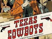 Album Texas Cowboys Lewis Trondheim Matthieu Prudhomme