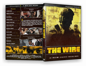 Cover The Wire saison 2 Integrale covers The wire