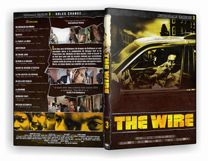 Cover The Wire saison 3 Integrale covers The wire
