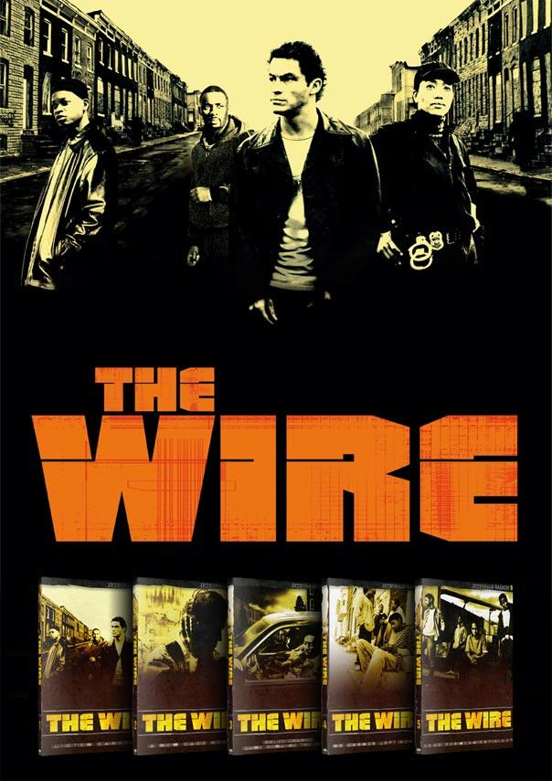 The Wire Integrale covers The wire