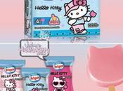 glaces Hello Kitty Nestlé Frigor