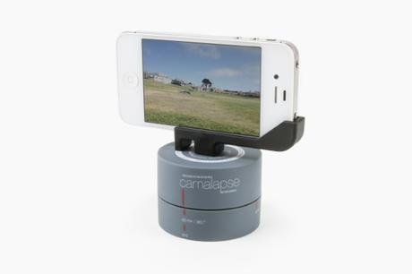 Camalapse Camalapse   Des timelapses à 360 degrés avec liphone