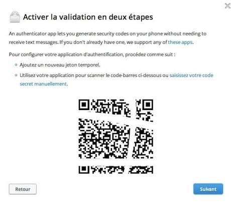 dropbox validation en deux etapes 3 Dropbox : comment activer la validation en deux étapes