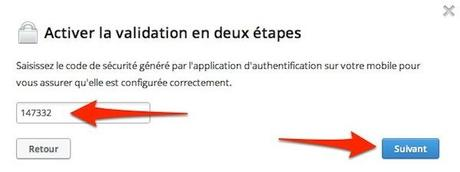 dropbox validation en deux etapes 4 Dropbox : comment activer la validation en deux étapes