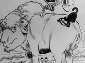 dessin pour fille Buffalo Grill.