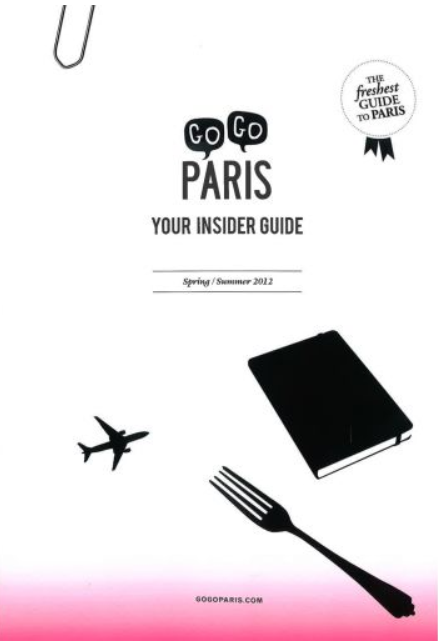 Le Go go Guide To Paris