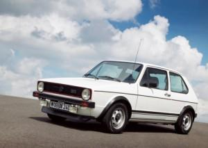 Youngtimer : Golf GTI