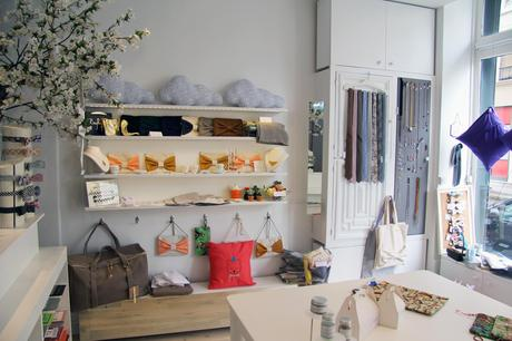 THE nouvelle adresse parisienne : Le D-Lab Shop !