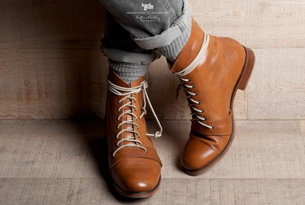 HARD GRAFT – F/W 2012 FOOTWEAR COLLECTION
