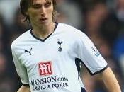 Tottenham revoir Modric