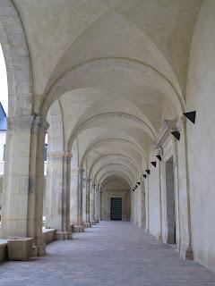 Le prieuré clunisien de la Charité sur Loire (58)