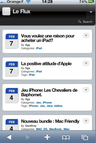 a1UPscbnhqA2mYvXSM73Ivg0eoFvLwPN m Le Flux soffre un thème iPhone....
