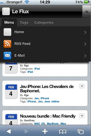 smbglt0jjntaEt1sPG8FLiKTJ79SRgfr m Le Flux soffre un thème iPhone....