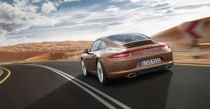 Nouvelles Porsche 911 Carrera 4 et 4S : galerie, vidéos, détails technique et tarifs
