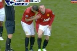 L'horrible blessure de Wayne Rooney avec Manchester United !