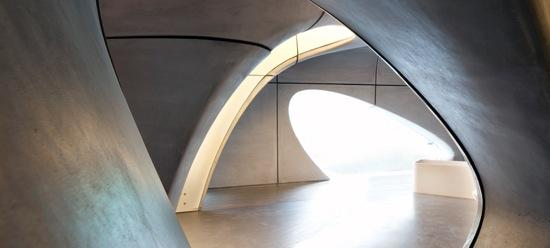 Roca London Gallery - Zaha Hadid Architects - 4