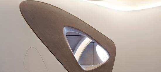 Roca London Gallery - Zaha Hadid Architects - 5