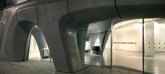 Roca London Gallery - Zaha Hadid Architects - 9