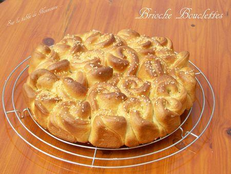 Brioche Bouclettes 1