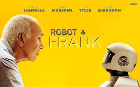 Paul et Frank, le film qui offre un rôle pour l'humanoïde ASIMO de Honda !