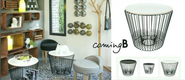 comming B table range magazine